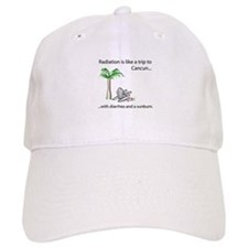 Radiation and Cancun Baseball Cap
