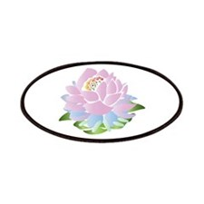 Pink Lotus Patches
