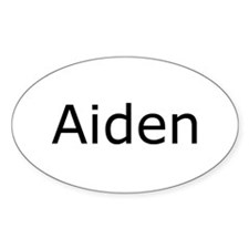 Aiden Decal