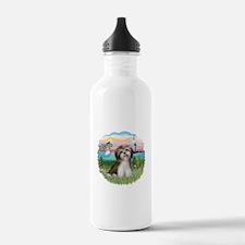 LightHouse-ShihTzu#2 Water Bottle