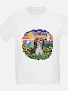 AutumnSun-ShihTzu#2 T-Shirt