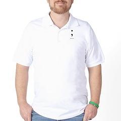 Semi-Colon Golf Shirt
