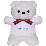 CAMTS logo Teddy Bear