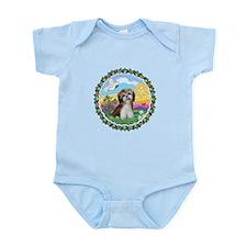 HappySun-ShihTzu#2 Infant Bodysuit