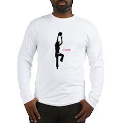 iPump (Womens) Long Sleeve T-Shirt
