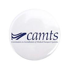 """CAMTS logo 3.5"""" Button (100 pack)"""