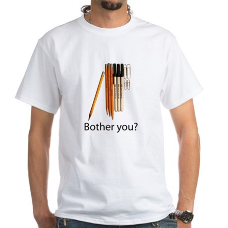 OCD White T-Shirt