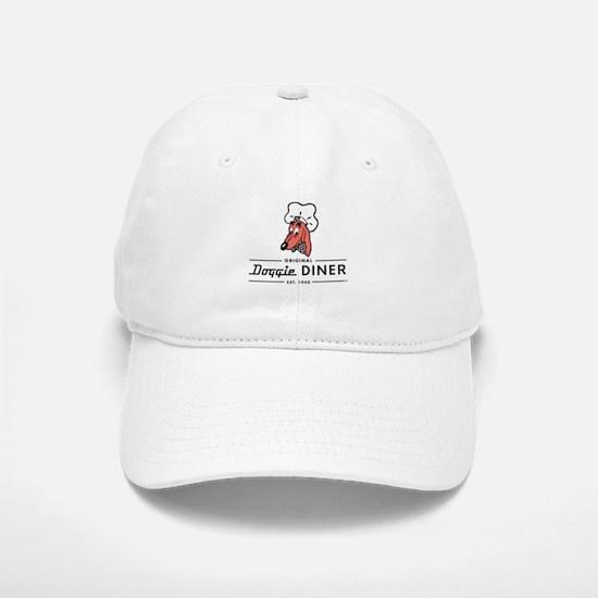 Doggie Diner restaurant logo Baseball Baseball Cap