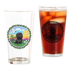 HappySun-ShihTzu#21 Drinking Glass