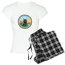 HappySun-ShihTzu#21 Pajamas