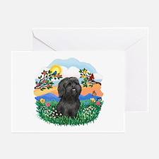 BrightLife-ShihTzu#21 Greeting Cards (Pk of 20)