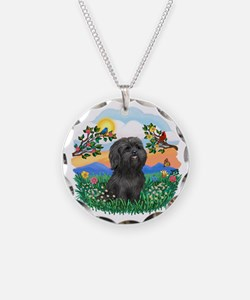 BrightLife-ShihTzu#21 Necklace