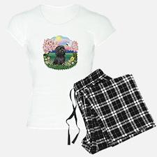 Blossoms-ShihTzu#21 Pajamas