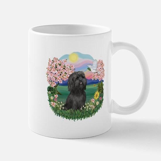 Blossoms-ShihTzu#21 Mug