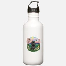 Blossoms-ShihTzu#21 Water Bottle