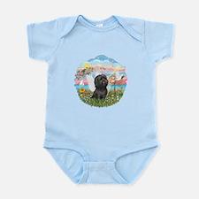 AngelStar/Shih Tzu (blk) Infant Bodysuit