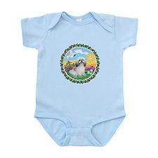 HappySun-ShihTzu #23 Infant Bodysuit