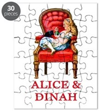 Alice and Dinah Puzzle