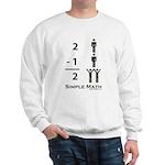 Simple Math Sweatshirt