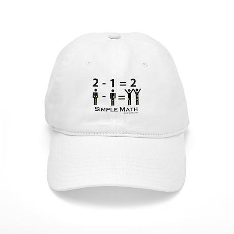 Simple Math Cap