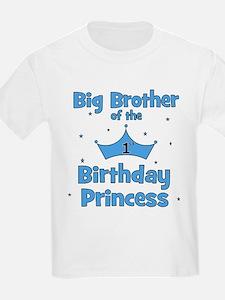 ofthebirthdayprincess_bigbrother T-Shirt