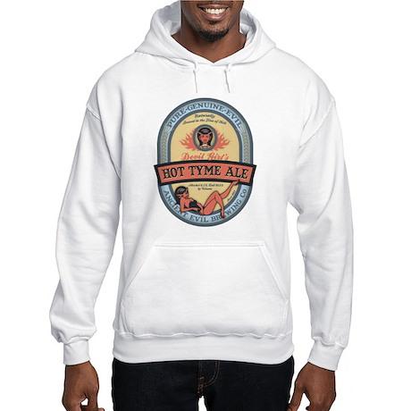 Hot Tyme Ale Hooded Sweatshirt