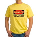 High Voltage Yellow T-Shirt