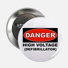 High Voltage Button