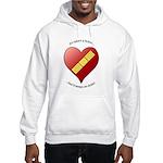 Keeps On Tickin Hooded Sweatshirt