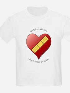 Keeps On Tickin Kids T-Shirt