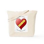 Keeps On Tickin Tote Bag