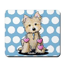 Heartstrings Cairn Terrier Mousepad