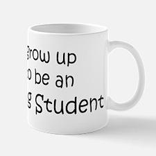 Grow Up Advertising Student Mug