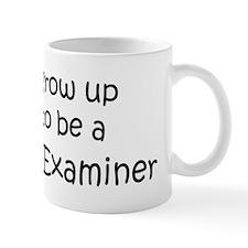 Grow Up Polygraph Examiner Mug