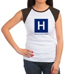 This is Not the Hilton Women's Cap Sleeve T-Shirt