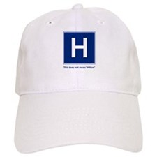 This is Not the Hilton Baseball Cap