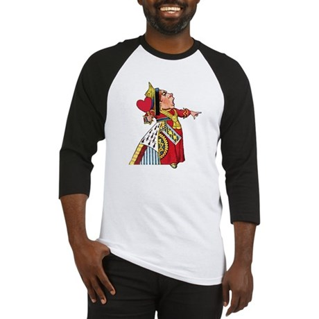 The Queen of Hearts Baseball Jersey