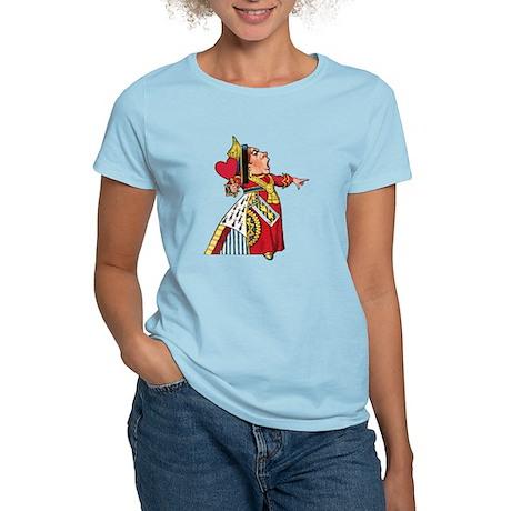 The Queen of Hearts Women's Light T-Shirt