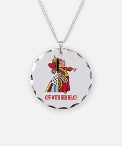The Queen of Hearts Necklace