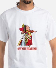 The Queen of Hearts Shirt