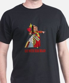 The Queen of Hearts T-Shirt