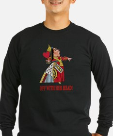 The Queen of Hearts T