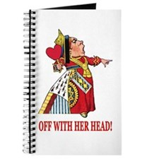 The Queen of Hearts Journal