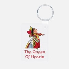 The Queen of Hearts Keychains