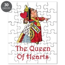 The Queen of Hearts Puzzle