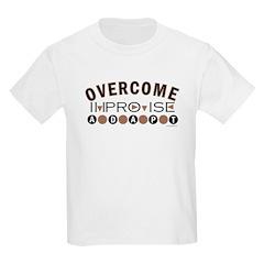 Improvise, Adapt, Overcome Kids T-Shirt