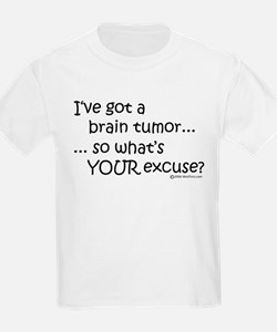 Brain Tumor Kids T-Shirt