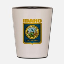 """Idaho Gold"" Shot Glass"