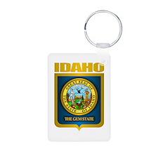 """Idaho Gold"" Keychains"