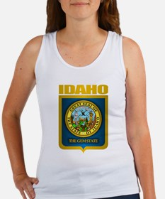 """Idaho Gold"" Women's Tank Top"